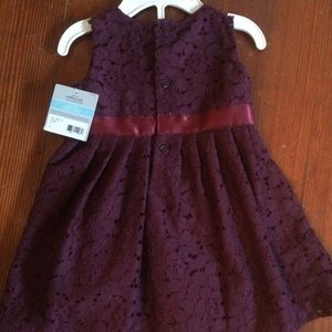 6 month carters dress
